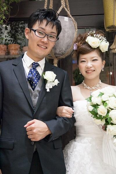 アゼリア(香川)でのパーティーレポートM夫妻様