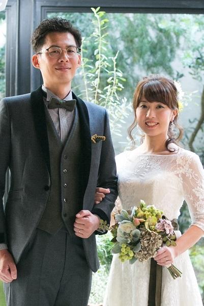 mothers(マザーズ)でのパーティーレポート坂井夫妻様