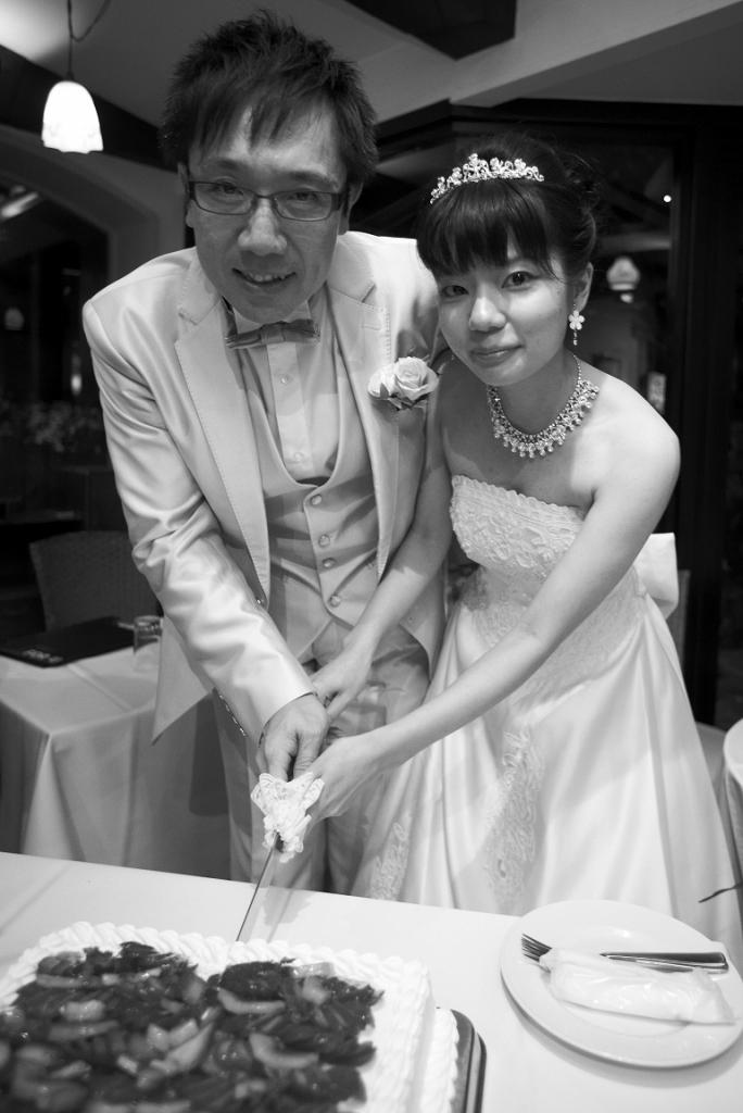 OBLIO(オブリーオ)でのパーティーレポートH夫妻様