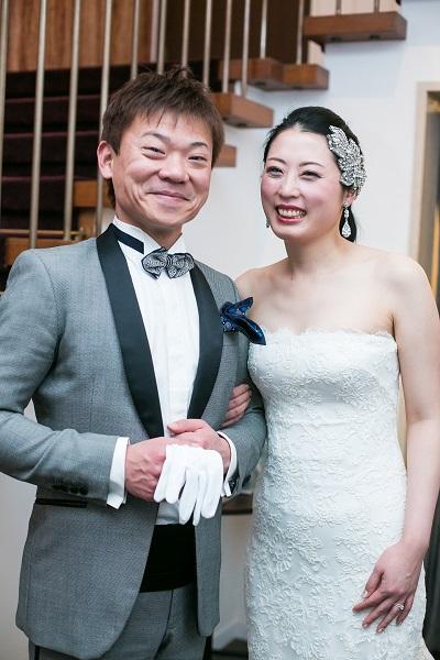 ザ・ガーデンオリエンタル大阪でのパーティーレポートK夫妻様