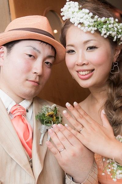 LIVING:BAR京都でのパーティーレポートT夫妻様