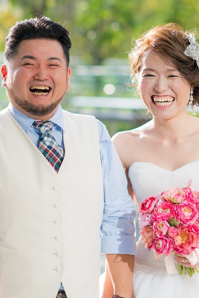 BOOCHIC(ブーチック)でのパーティーレポート谷本夫妻様