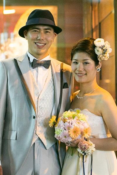 中国料理 青冥 Ching-Ming 堂島本店でのパーティーレポートS夫妻様