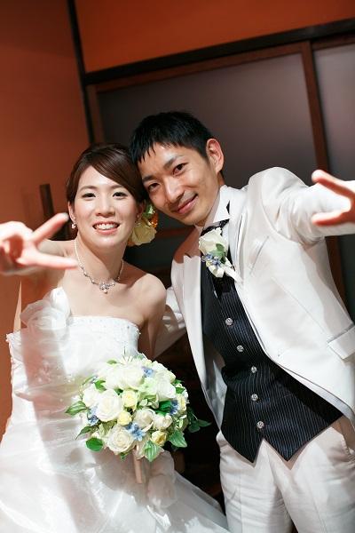 LIVING:BAR京都でのパーティーレポートN夫妻様
