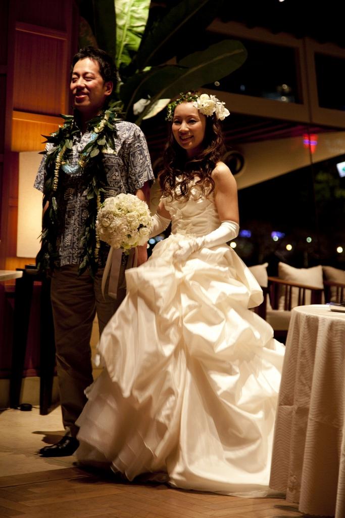 River Suite OSAKA(リバースイート大阪)でのパーティーレポートW夫妻様