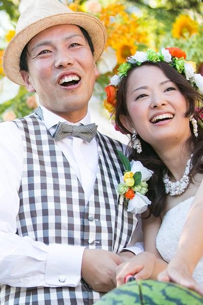 ロッジ舞洲でのパーティーレポート木村夫妻様