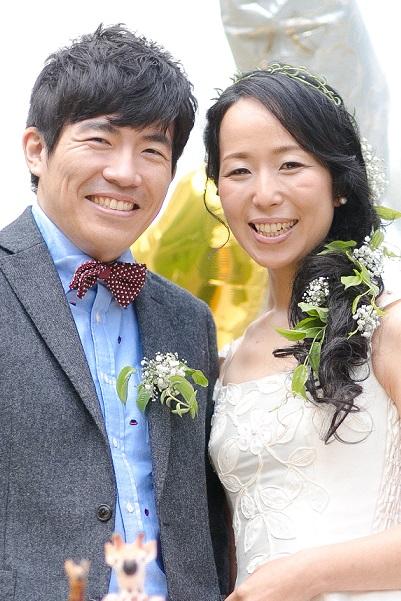 増田夫妻パーティーレポート