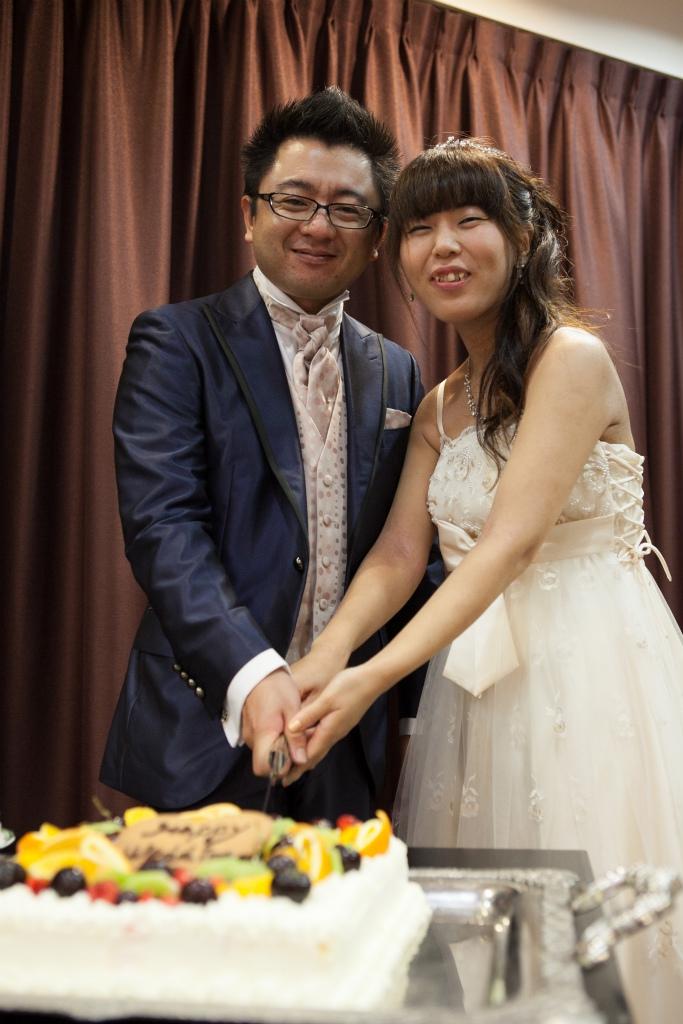 セイント(広島)でのパーティーレポートK夫妻様