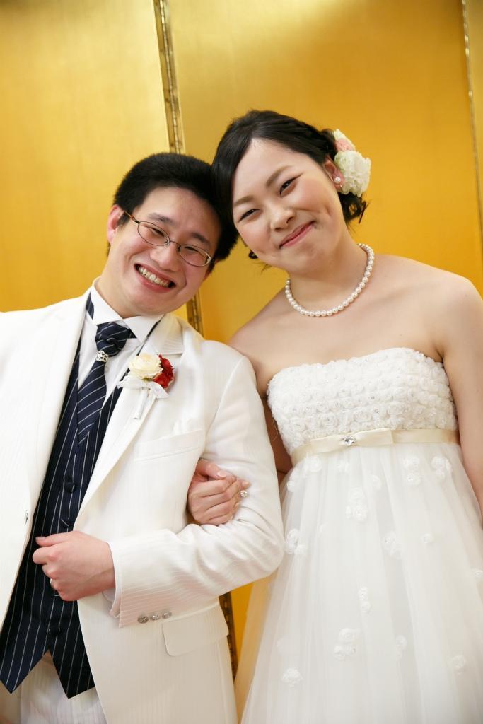 大阪新阪急ホテルでのパーティーレポートT夫妻様