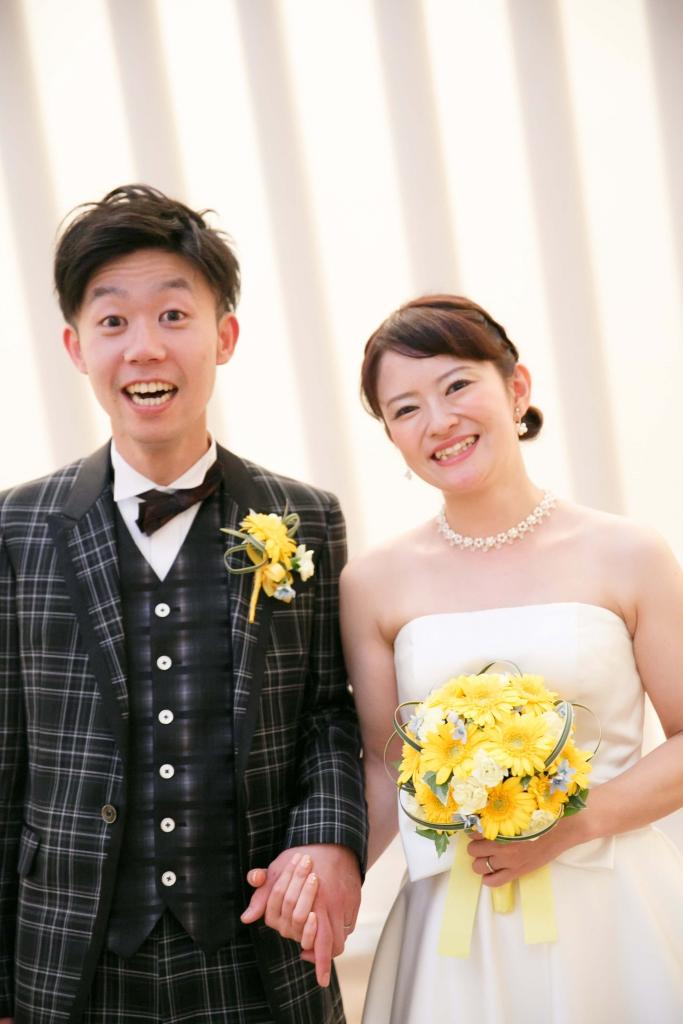 ガーデンシティクラブ大阪でのパーティーレポートK夫妻様
