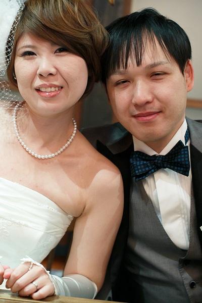 LIVING:BAR京都でのパーティーレポートI夫妻様
