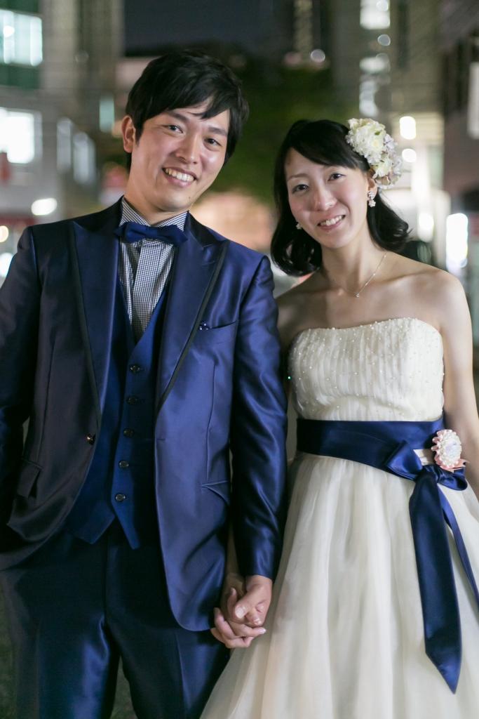 神戸デュシャンでのパーティーレポートF夫妻様