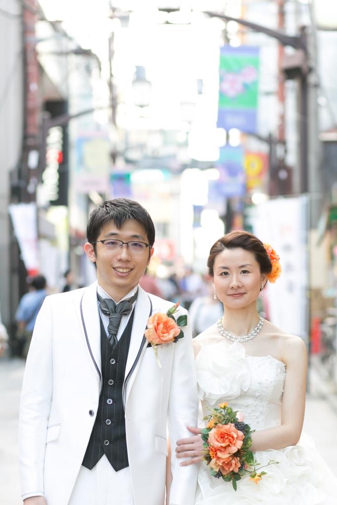 さくら町バール(奈良)でのパーティーレポートO夫妻様