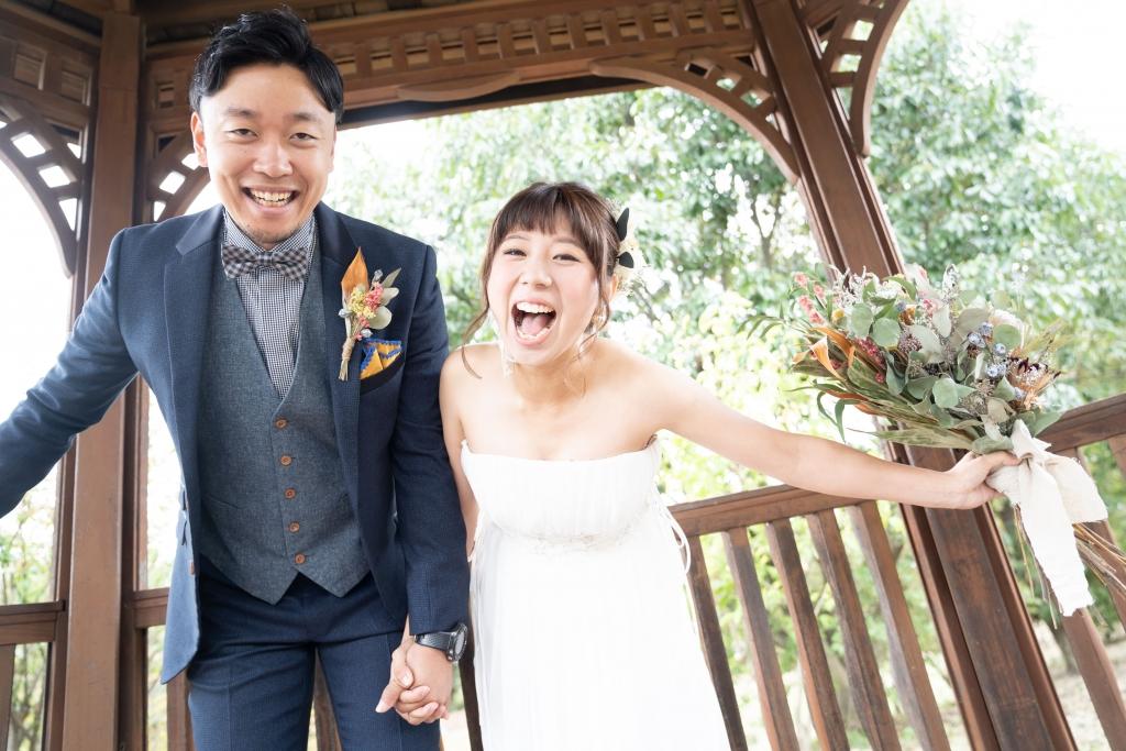 アウトドアウェディング 野外ウェディング 大阪結婚式 結婚式1.5次会 ロッジ舞洲 結婚式二次会