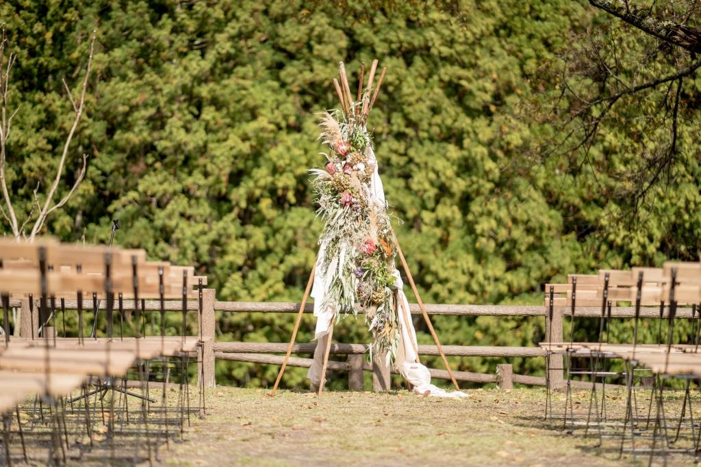 アウトドアウェディング 野外ウェディング キャンプウェディング 結婚式1.5次会 結婚式 1.5次会 奈良 曽爾村 曽爾高原