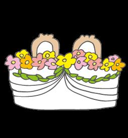 高砂装花/装飾